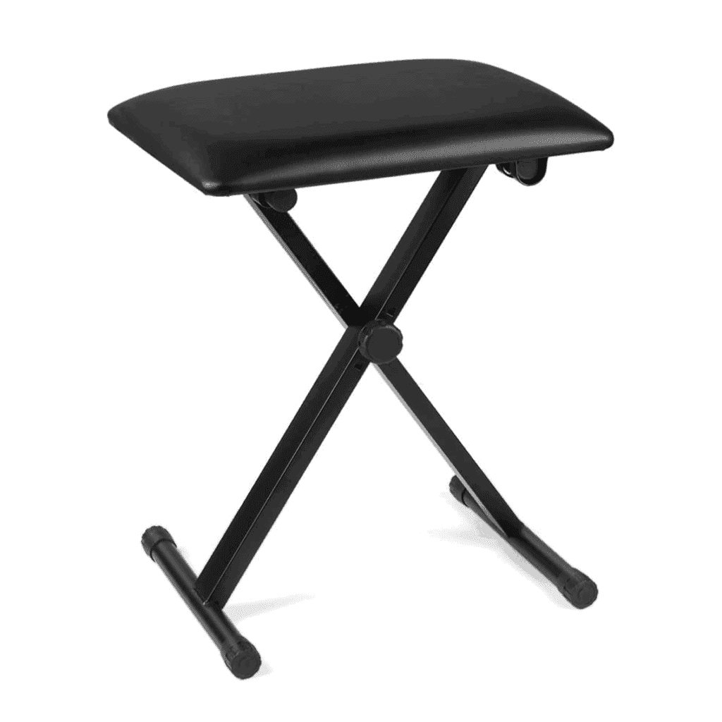 harp stool lightweight